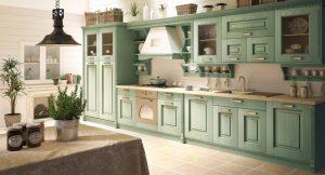 Deco Home Mutfak Dolabı Klasik
